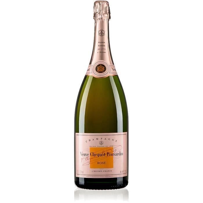 Veuve Clicquot Rose Brut Champagne 1,5 L - 18380