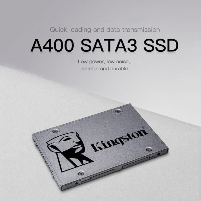 Disques Dur SSD Kingston A400 prix maroc