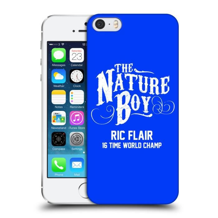 officiel wwe le garcon de nature ric flair coque d