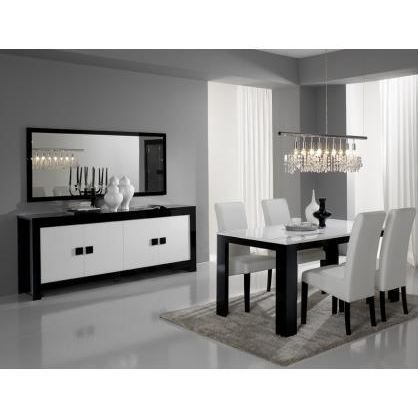 salle manger design dali achat vente salle manger salle manger design dali panneaux de. Black Bedroom Furniture Sets. Home Design Ideas