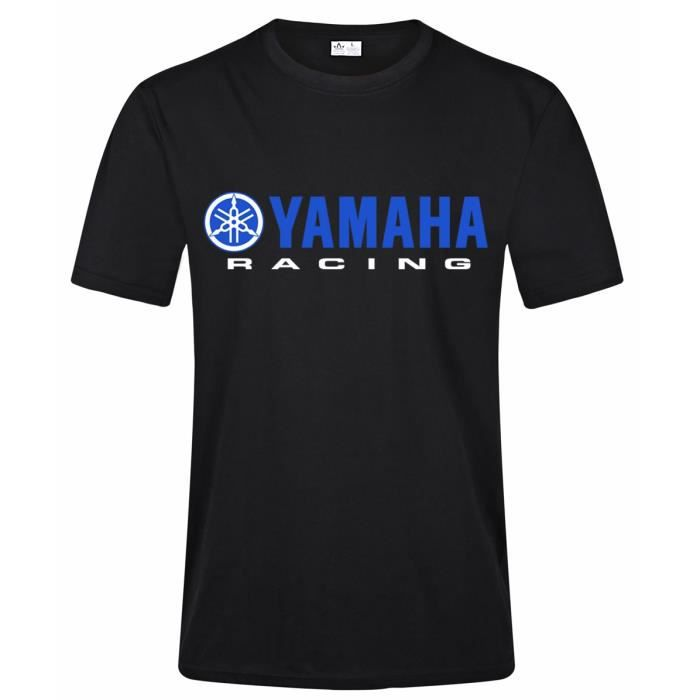 t shirt yamaha achat vente pas cher. Black Bedroom Furniture Sets. Home Design Ideas