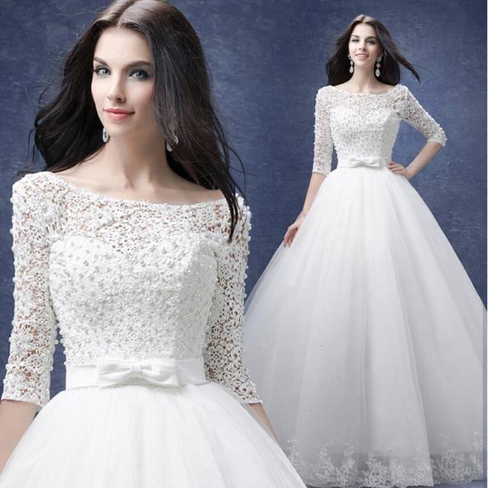 2020 Nouveauté Robe De Mariage Princesse