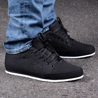 VO7 Yacht Canvas Black GznDBSL5