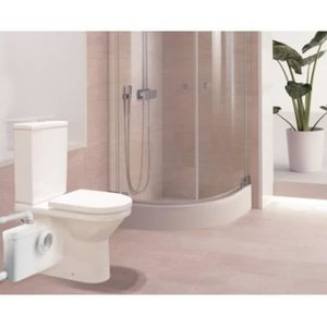 broyeur sanitaire wc toilet achat vente pas cher. Black Bedroom Furniture Sets. Home Design Ideas