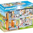 Playmobil hopitaux