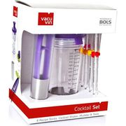 SHAKER - SET COCKTAIL  Coffret Cocktail Vacuvin