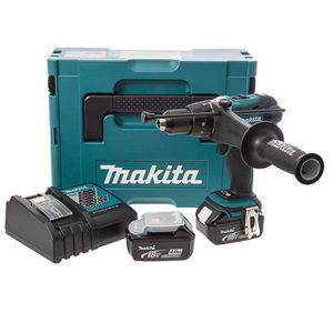 PERCEUSE MAKITA Perceuse visseuse à percussion DHP458Z  - 2