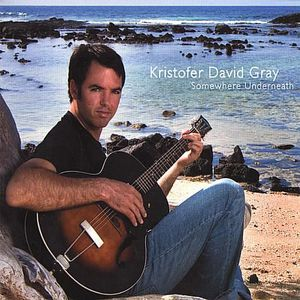 CD TECHNO - ELECTRO Kristofer David Gray - Somewhere Underneath
