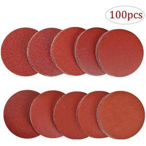 25x Papier Abrasif Assortiment BOSCH 93 x 230 mm ponceuse orbitale p60 p80 p120 p240