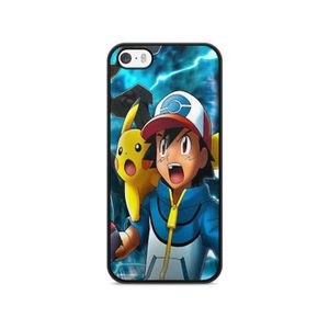 COQUE - BUMPER Coque Iphone 5 - 5s - SE Pokemon go team pokedex P