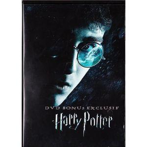 DVD FILM Harry Potter DVD Bonus exclusifs