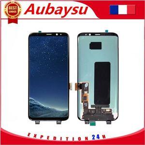 PIÈCE TÉLÉPHONE Ecran complet pour Samsung Galaxy S8 Plus G955F NO