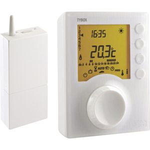 THERMOSTAT D'AMBIANCE Thermostat DELTA DORE - Thermostat TYBOX 137 radio