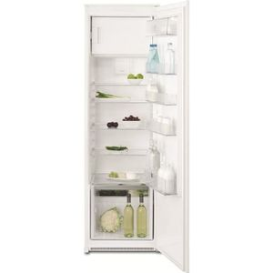 RÉFRIGÉRATEUR CLASSIQUE Réfrigérateur intégrable 1 porte 4* ELECTROLUX …