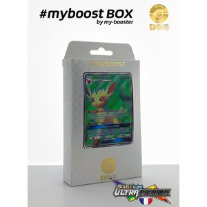 CARTE A COLLECTIONNER Coffret #myboost PHYLLALI GX Full Art 139/156 - So
