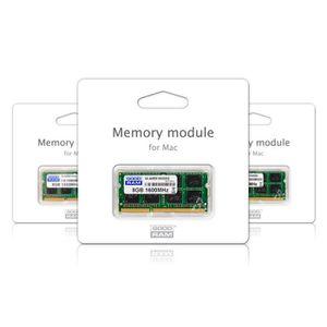 MÉMOIRE RAM 8 Go Apple MAC Memory Module DDR3 1600 MHz 12800 p