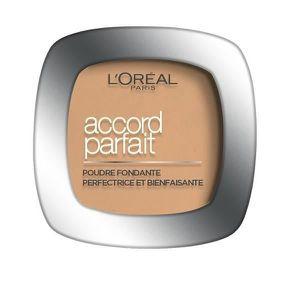 FOND DE TEINT - BASE L'Oréal Accord Parfait Poudre Fondante D3 Beige -