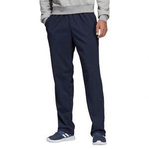 Détails sur Adidas Sport Essentials Stanford Basic Pantalon Homme Noir