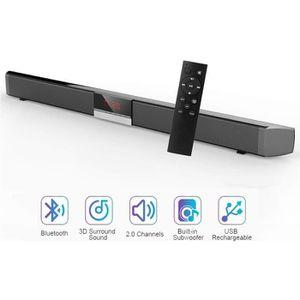 BARRE DE SON  Barre de son tv ,Bluetooth sans fil ,pour Home Ci