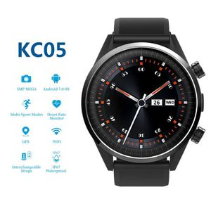 MONTRE CONNECTÉE Montre intelligente - Kingwear KC05 - Montre Conne