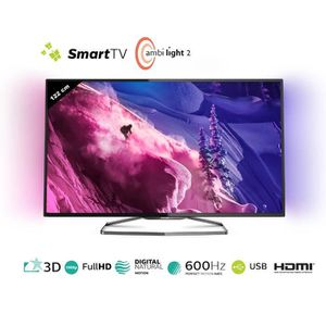 PHILIPS 48PFS6909 TV 3D Smart Ambilight 122 cm
