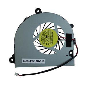 VENTILATION  Ventilateur de refroidissement pour Clevo W170HR