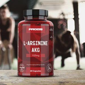 STIMULANT HORMONAUX PROZIS - L-Arginine AKG 60 gélules - Stimule les p