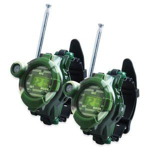 TALKIE-WALKIE JOUET 2 pc chaud comme radio walkie - talkie vente jouet