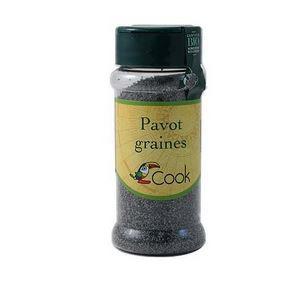 Cook Graines de pavot 55g