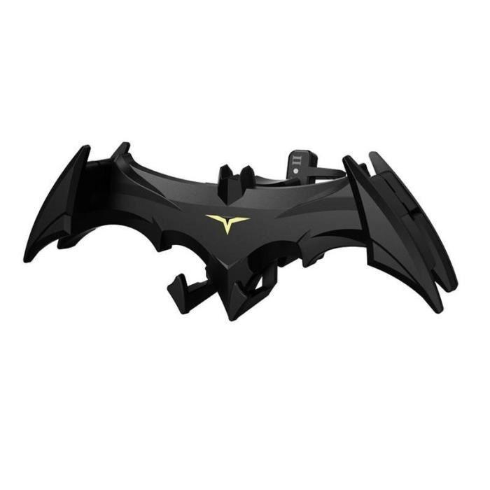 Support pour téléphone de voiture Batman Cool universel dans le support de pince d'évent de voiture pas de support de - Type Black