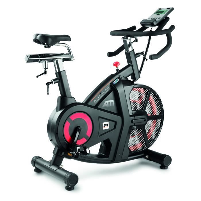 BH Fitness i.Air Mag, 510 mm, 1280 mm, 560 mm, 56 kg, 18 kg, LCD