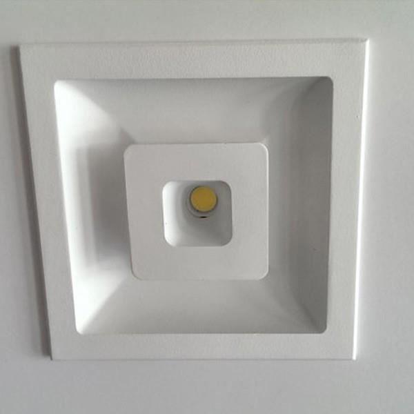 Spots - Ligne De Spots - CristalRecord - Encastrable LED Eye carré(7+7W)