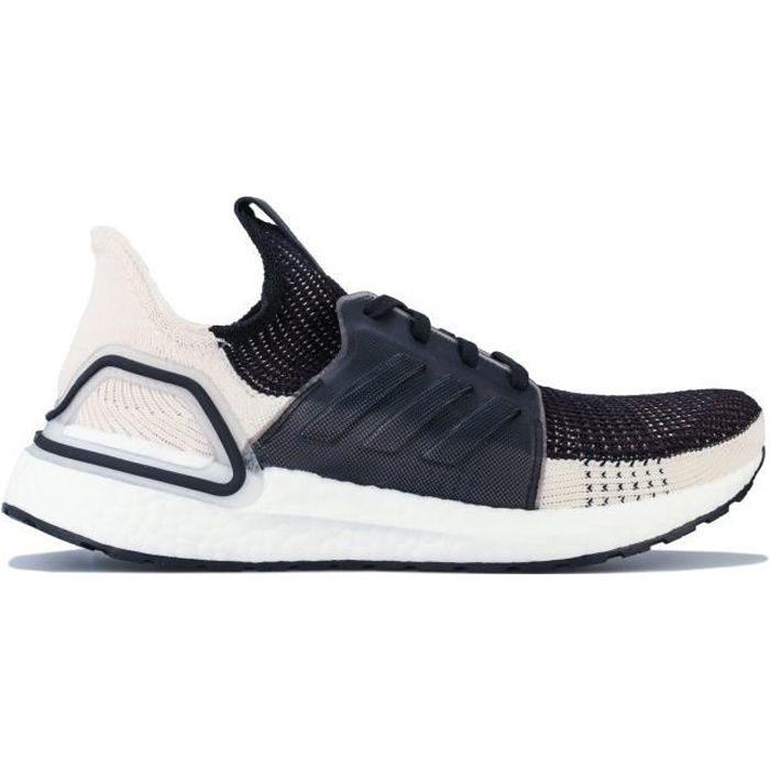 Chaussures De Course Adidas Ultraboost 19 Pour Femme En Noir.