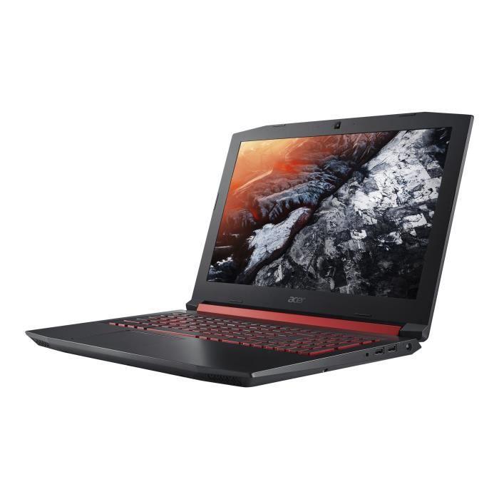 ORDINATEUR PORTABLE Acer Nitro 5 515-51-59EC Core i5 7300HQ - 2.5 GHz