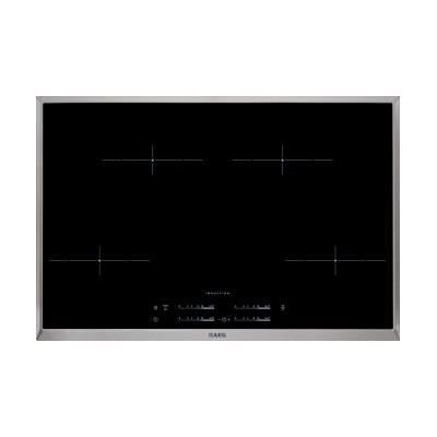 Aeg table de cuisson induction hk854401xb cuisson - Table de cuisson induction ...