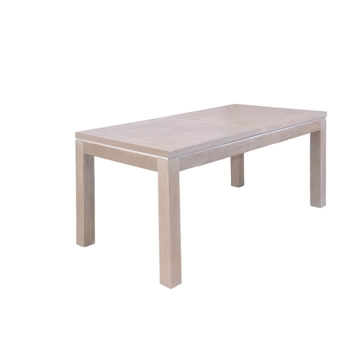Table de repas extensible cosmo meuble house achat for Meuble table extensible
