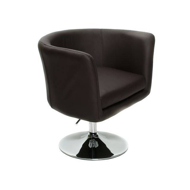 fauteuil moderne r glable chocolat melbourne achat. Black Bedroom Furniture Sets. Home Design Ideas