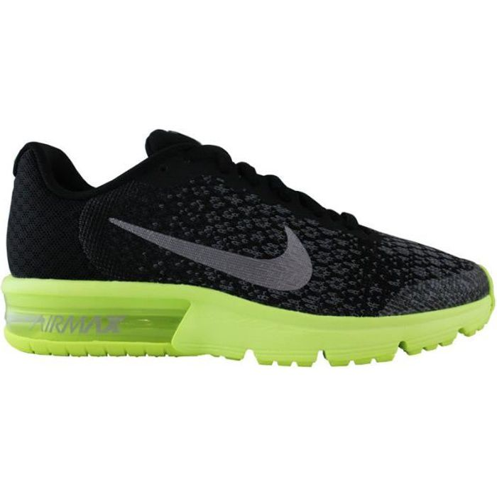 Nike Air Max Sequent 2 (GS), Sneakers Basses Homme
