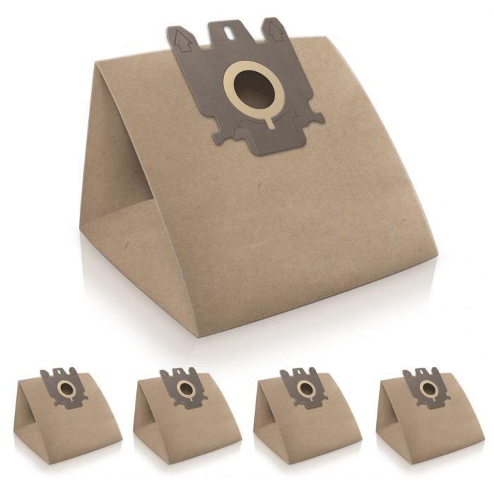 GN Sac à poussière pour Miele Cat /& Dog Powerline C2 Complet-Lot de 5 Filtre-Type