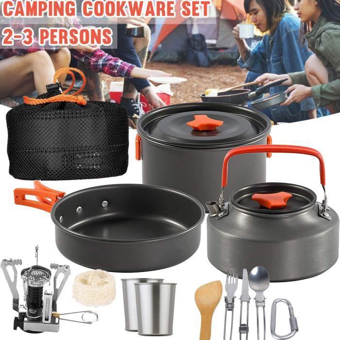 Kit Cuisine Camping Achat Vente Pas Cher