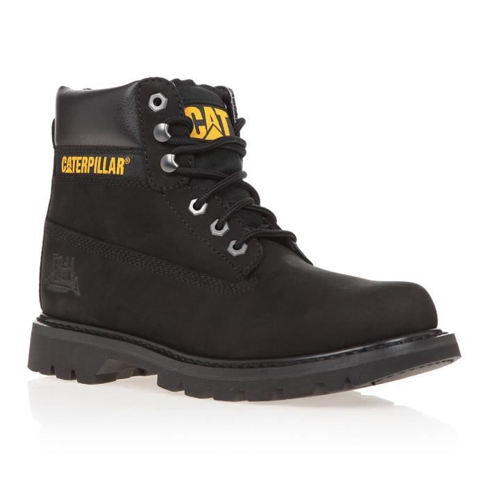 chaussures homme caterpillar achat vente caterpillar pas cher cdiscount. Black Bedroom Furniture Sets. Home Design Ideas