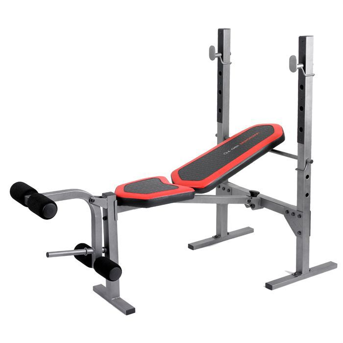 weider banc de musculation 190tc prix pas cher cdiscount. Black Bedroom Furniture Sets. Home Design Ideas