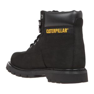 ac23b3a34625aa ... BOTTINE CATERPILLAR Bottines Colorado Chaussures Homme Noi ...