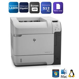 IMPRIMANTE HP Laserjet Enterprise 600 M601dn