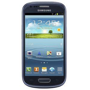 SMARTPHONE Samsung Galaxy S3 Mini i8190 Bleu