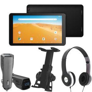 TABLETTE TACTILE Tablette Tactile 10.1'' 16Go Double Caméras +3 Acc