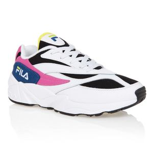 BASKET FILA Baskets Fila 94 - Femme - Blanc et Rose