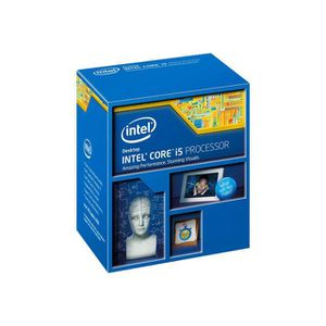 PROCESSEUR Intel® Core™ i5-4690K Haswell Refresh