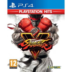 JEU PS4 Street Fighter V Playstation Hits Jeu PS4