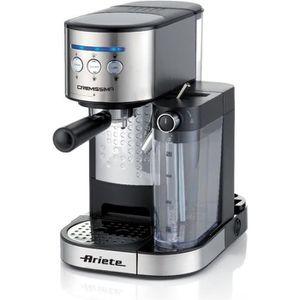 MACHINE À CAFÉ ARIETE 1384 Cremissima Machine espresso + dosette